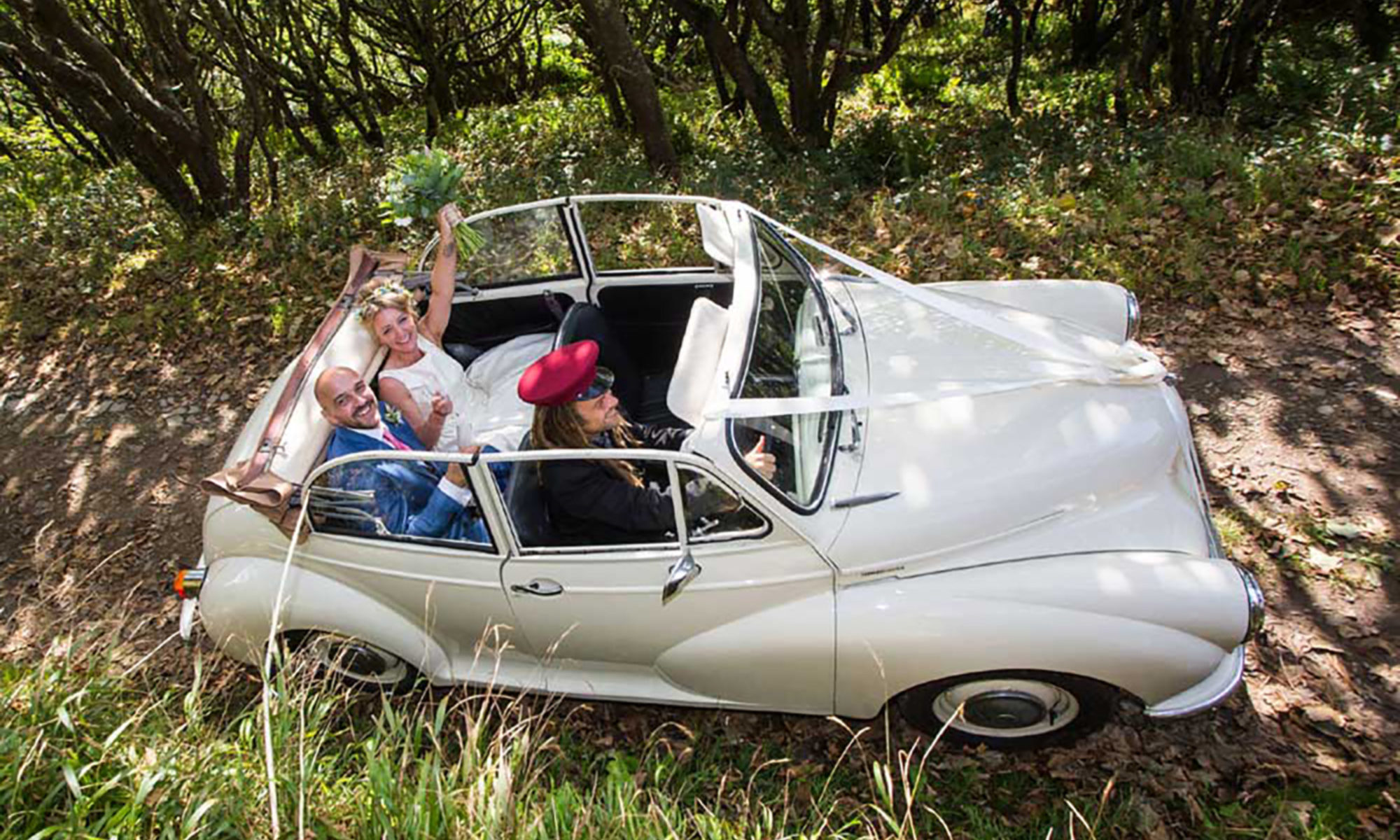 Devon Classic Wedding Cars | Wedding car hire in the South West