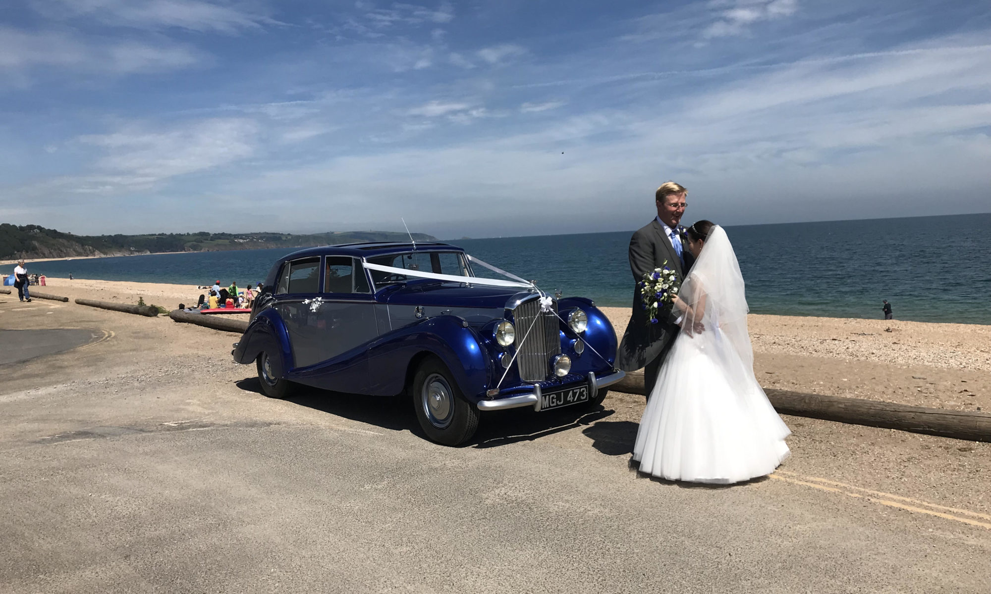 bentley wedding devon